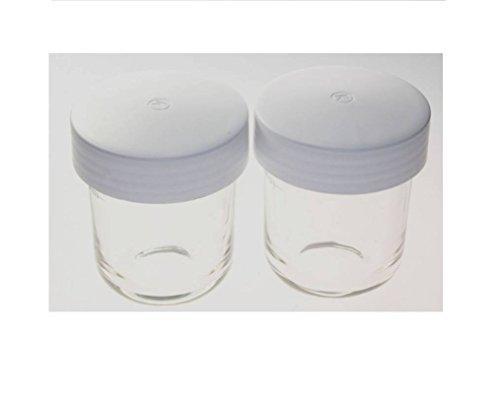 Gläser, Deckel KW697736 kompatibel /Ersatzteil für Kenwood AT320 Gewürzmühle, Küchenmaschine