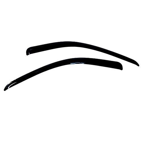 ZhengELE for Renault Trafic 2001- Autofenster Windabweiser Auto Windabweiser Sonnenschutz Regen Vent Visor-Abdeckung Trim Car Styling Zubehör