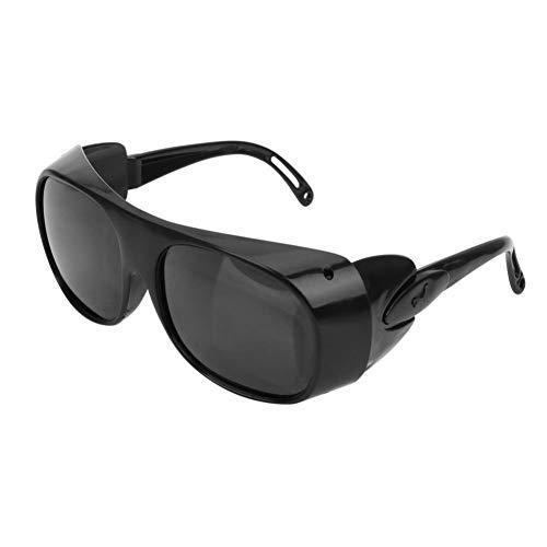 Ruluti Casco De Soldadura Gafas, Equipo De Protección De Soldadura del Soldador Gafas De Seguridad De Trabajo Ojos del Protector De Soldadura Vidrios Protectores