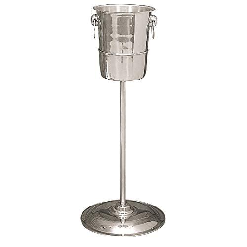 Soporte para cubo de vino de acero inoxidable para enfriador de champán