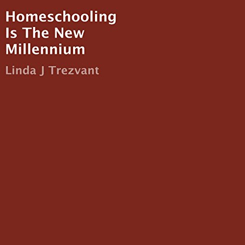 Homeschooling Is the New Millennium audiobook cover art