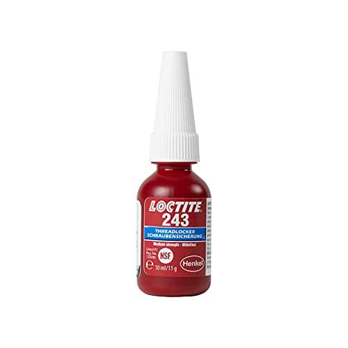 Loctite 243, 10 ml 1918246 Schraubensicherung mittelfest