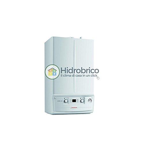 Immergas 3.027369 Caldaia a condensazione Victrix Tera Camera stagna Art.3027368-28 kW, Alimentazione a GPL, Bianco