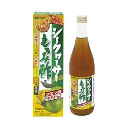 【井藤漢方製薬】シークヮーサーもろみ酢飲料 720ml ×3個セット