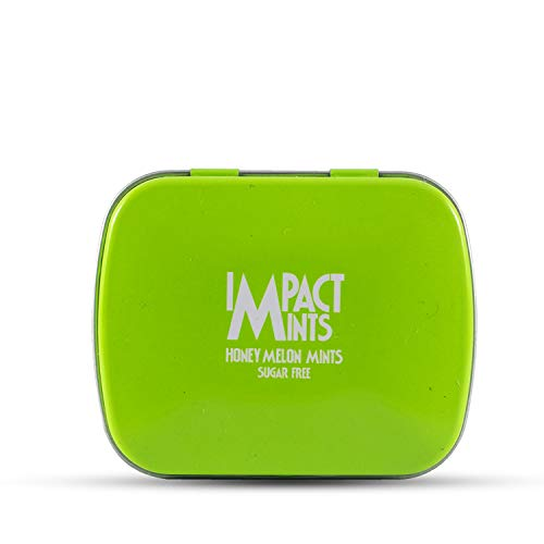 Impact Mints Sugar Free Mints Honey Melon 14g, 14 g