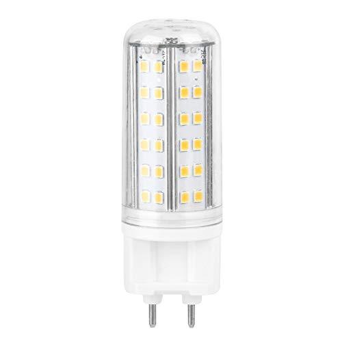 Leftwei 85 Cuentas LED AC85-265V Bombilla de maíz, Bombilla de maíz LED, Bombilla de maíz LED Ahorro de energía para Tiendas, restaurantes, hoteles, oficinas, exposiciones Inicio(Cold White)