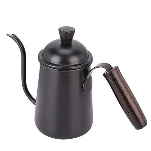 Cafetera De Mano, Cafetera Lisa De Acero Inoxidable, Para Café En Casa Café Para Uso En C