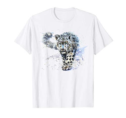 Jaguar, handbemalter Jaguar T-Shirt