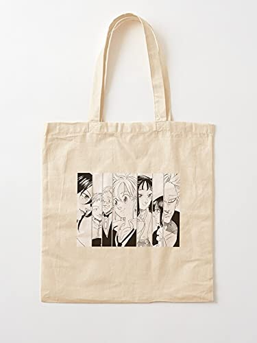 Seven Japanese Sins Deadly Movies Nanatsu No Taizai Anime He | Einkaufstaschen aus Segeltuch mit Griffen, Einkaufstaschen aus robuster Baumwolle