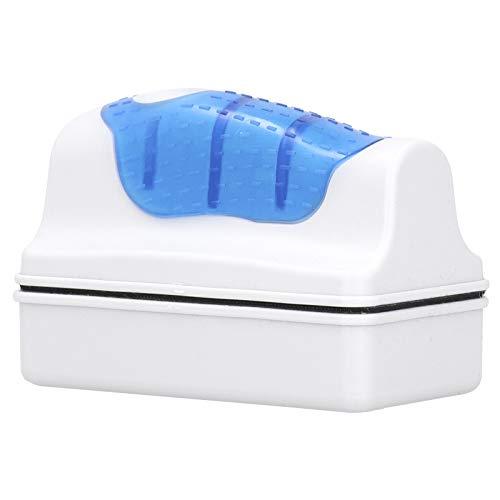Qqmora Limpieza de Tanques de Peces Limpiador de Tanques de Peces Duradero Limpiador de Algas anticorrosión para la Limpieza de Todo Tipo de Tanques de Peces.