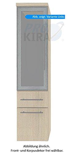 PURIS Swing Medio congelatore (mna883b7ml/R) Mobile da Bagno, 30cm