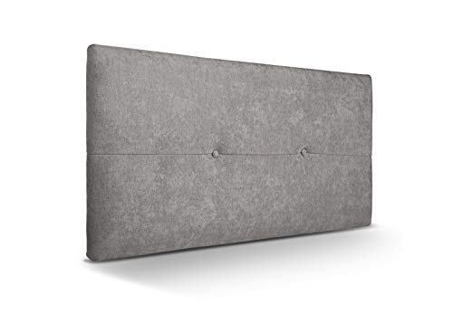 Sueñozzz – Cabecero tapizado acolchado 100 x 50 x 4 cm
