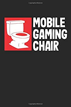 Mobile Gaming Chair  Funny Gaming Meme Bullet Journal   Notebook  Diary   Planner Squared