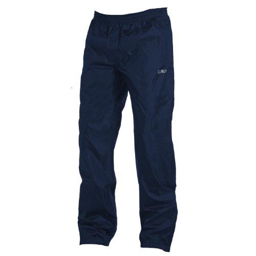 CMP Regenhose - Pantalones de lluvia para hombre, color azul azul, talla L