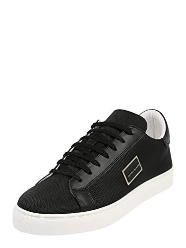 Antony Morato Herren Sneaker Low Sneaker Low schwarz 42