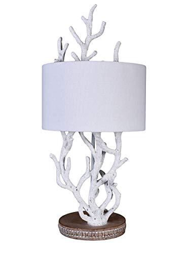 Tischleuchte Maritim Korallen Lampe Tischlampe Koralle Leuchte Hamptons 67cm cw248 Palazzo Exklusiv