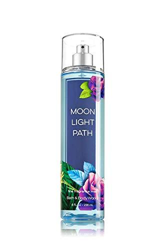 Bath and Body Works Fine Fragrance Mist Moonlight Path, 8 Ounce