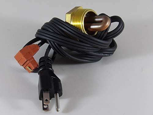 Engine Heater Kit compatible with KUBOTA Tractors B8200, B8200HST w/D950-LA Eng. -  HFM, CAJ-4896-JJJC
