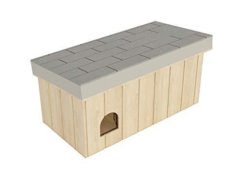 DIY Plans Pläne Ein Kleiner Hund Haus zu Bauen