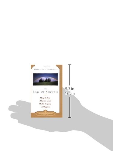 Law of Success: Using the Power of Spirit to Create Health, Prosperity, and Happiness (ENGLISH LANGUAGE)
