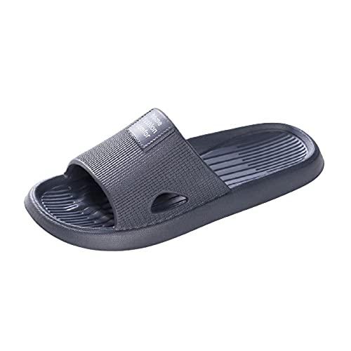 Anlemi Verano Zapatillas de Baño Antideslizantes,Zapatillas...