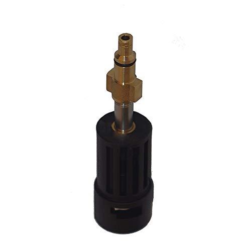 T&F Adaptateur de conversion pour nettoyeur haute pression Karcher K-series femelle vers Parkside Nilfisk/Gerni pour nettoyeur haute pression 1/4'