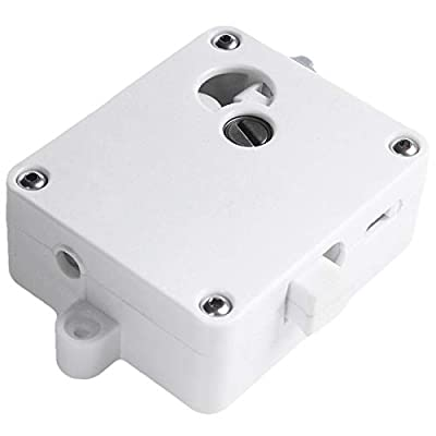 HUANRUOBAIHUO For 3D Printer Parts Upgrade Ultimaker 2 + Extended Extruder Suite Feeder Um2 Extrusion Fit For 1.75/3Mm Filament Olsson Block Kit Extruders Components (Color : WHITE)