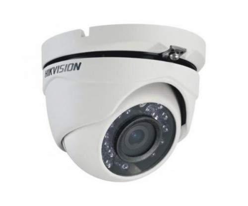 Hikvision Digital Technology DS-2CE56C0T-IRMF Cámara de seguridad CCTV Interior Almohadilla Techo - Cámara de vigilancia (Cámara de seguridad CCTV, Interior, Alámbrico, Almohadilla, Techo, Blanco)