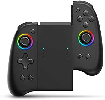 Binbok Wireless Joy Con Controller with Dual Vibration and Gyroscope axis
