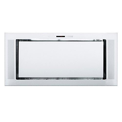 Franke Campana extractora FGS GALAXY 1000 WHG 110.0355.670, 56 cm, filtro de grasa de acero inoxidable, apto para lavavajillas