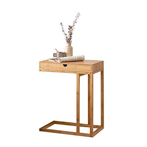 Convenience Computer Desk Massief hout bank bijzettafel eenvoudige tijdschriftentafel Bed luie tafel laptop tafel beknopt