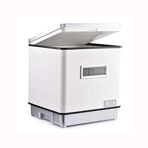 DHINGM 3-in-1 Smart Disinfection Rockenschrank Geschirrspüler, 360 ° Azimuth Waschen Geschirr, Am UV Hohe Temperatur, Entfernt 99,99% der Bakterien