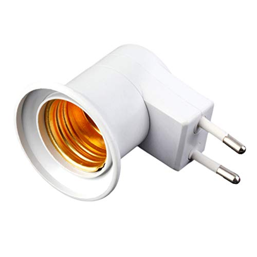 Turbobm Retro Vintage Messing Edison E27 Schraube Lampe Aluminium Sockel Lampenfassung Anh/änger Beleuchtung Sockel Deckenleuchte Adapter Lampenfassung Lampensockel