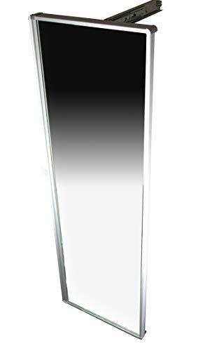 Qline Full Length Pull Out Closet Mirror