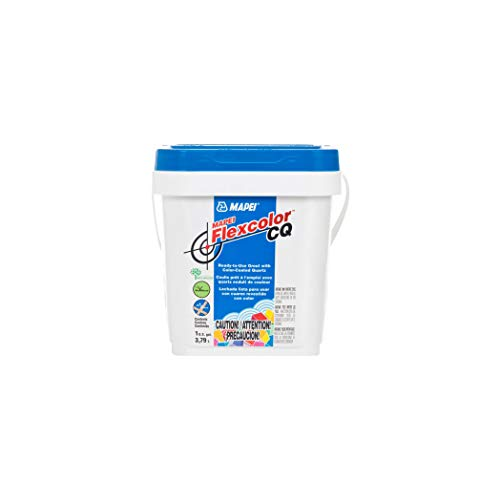 Mapei Flexcolor CQ Ready to use Grout (1 Gallon, Straw)