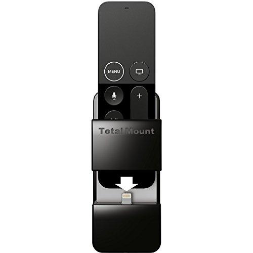 Innovelis TotalMount Halterung für Apple TV Remote - Schwatz