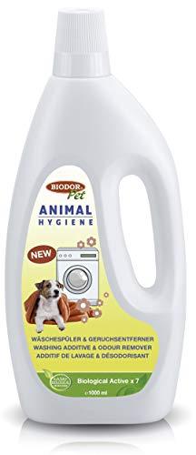 Biodor Pet Animal Hygiene Wäschespüler 1L Geruchsentferner Hund