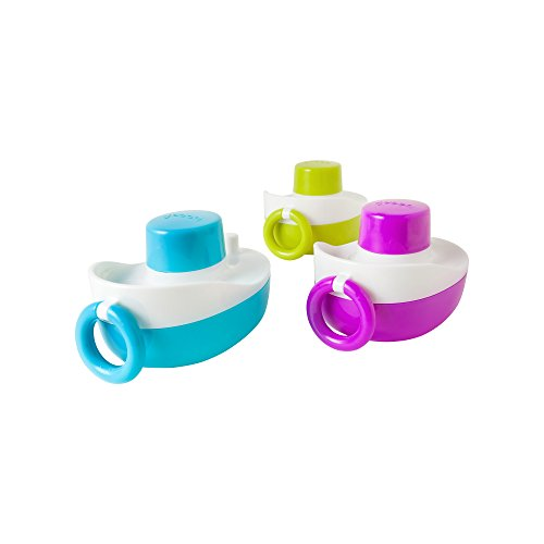 Boon Bath Toy, Tones Whistling Boats