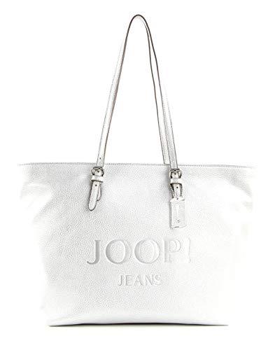Joop! Damen Jeans lettera lara Shopper lhz Farbe silver