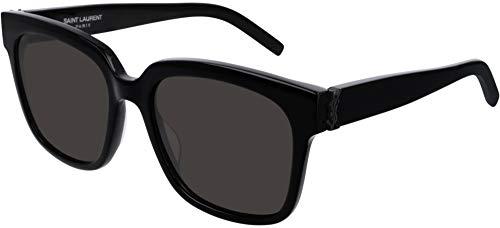 SAINT LAURENT SL M40 BLACK/DARK GREY 54/18/140 Damen Sonnenbrillen