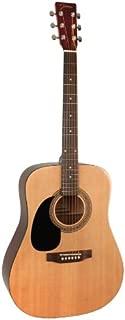 Johnson JG-624-N 620 Player Series Acoustic Guitar, Left-Handed