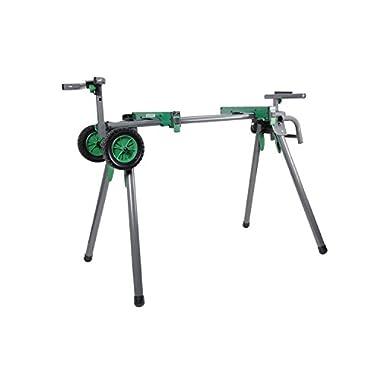 Hitachi UU240F Heavy-Duty Portable Miter Saw Stand