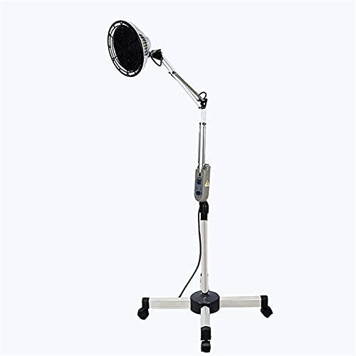 HTDHS Instrumento de Fisioterapia de Onda electromagnética TDP Vertical para el salón de Belleza del hogar para Tratar la lámpara para Hornear para aliviar el Dolor Muscular