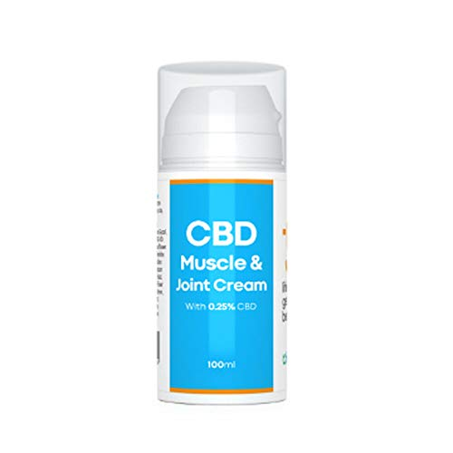 Tower Health: CBD Muscle and Joint Cream - 100ml