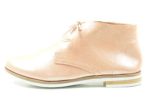 CAPRICE 9-25100-20 Schuhe Damen Chelsea Boots Sommer Stiefeletten, Schuhgröße:39 EU, Farbe:Rosa
