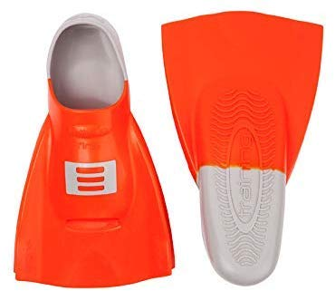 DMC Original Training Short Kicking Grip Silicone Fins for Swimming
