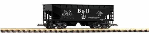 Piko G Scale Model Trains - B & O Offset Hopper 825001 - 38829
