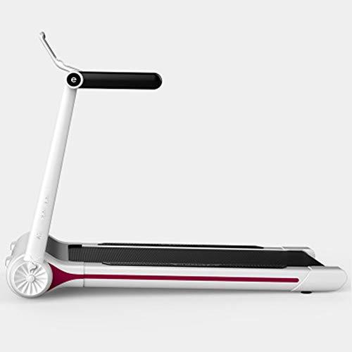 XDHN Elektrische loopband, ultradunne mini-loopband, opvouwbaar, geschikt voor thuis, joggen, wandelen