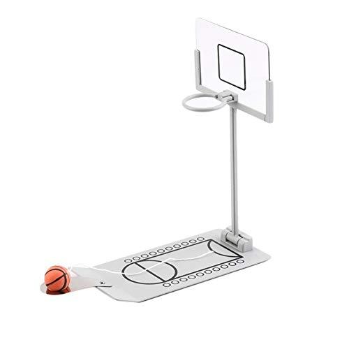 fan pin dian zi Miniatur-Basketball-Spiel-Spielzeug Kreative Lustige Mini-Desktop-Basketball Tisch Basketball-Spiel Für Home Office 1set