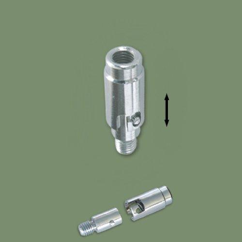 Quick Lock Set MK112-MF / Adapter mit Feder, Schnellverbinder